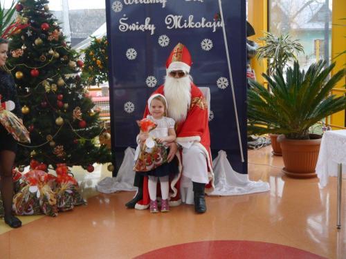 Przedszkole Radgoszcz - wizyta św.Mikołaja78