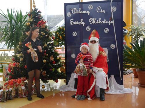 Przedszkole Radgoszcz - wizyta św.Mikołaja87