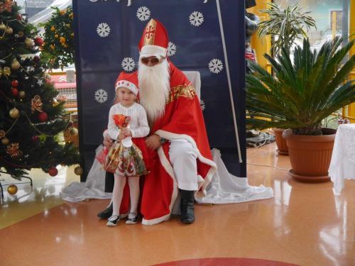 Przedszkole Radgoszcz - wizyta św.Mikołaja93