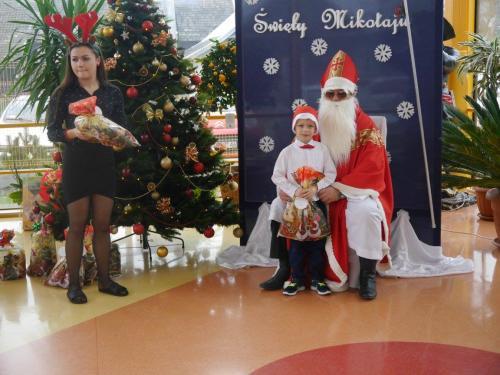 Przedszkole Radgoszcz - wizyta św.Mikołaja94