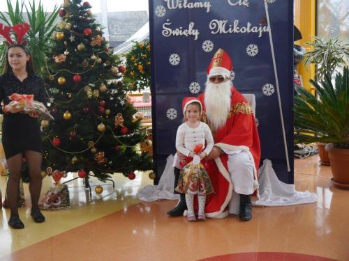 Przedszkole Radgoszcz - wizyta św.Mikołaja96