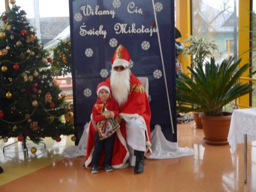 Przedszkole Radgoszcz - wizyta św.Mikołaja98